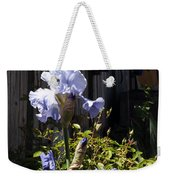 Backyard 1 Weekender Tote Bag