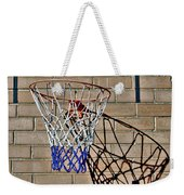 Backyard Basketball Weekender Tote Bag