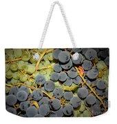 Backyard Garden Series - Grapes And Vines Weekender Tote Bag