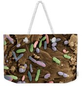 Bacteria In Dog Feces, Sem Weekender Tote Bag