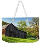Bad Axe Barn Weekender Tote Bag
