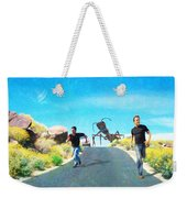 Bad Day For A Nature Hike Weekender Tote Bag