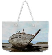 Bad Eddie's Boat Donegal Ireland Weekender Tote Bag