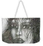 Bad Glance Weekender Tote Bag