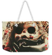 Bad Magic Weekender Tote Bag