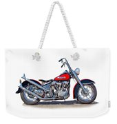 Bad To The Bone  Weekender Tote Bag