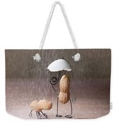Bad Weather 02 Weekender Tote Bag
