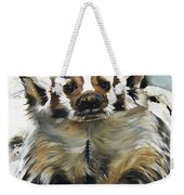 Badger - Guardian Of The South Weekender Tote Bag