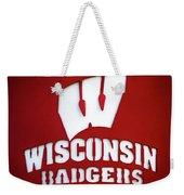 Badgers Weekender Tote Bag