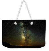 Badlands Milky Way Weekender Tote Bag