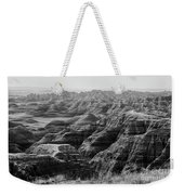 Badlands Of South Dakota #2 Weekender Tote Bag