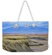 Badlands Of Utah Weekender Tote Bag