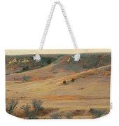 Badlands Prairie Reverie Weekender Tote Bag