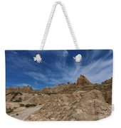 Badlands View From A Trail Weekender Tote Bag