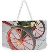 Baggage Cart Weekender Tote Bag