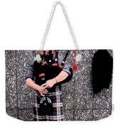 Bagpipe Weekender Tote Bag