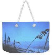 Bahama Blue Weekender Tote Bag