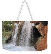 Bahama Waterfall Weekender Tote Bag