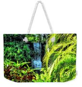 Bahamas - Tropical Waterfall Weekender Tote Bag