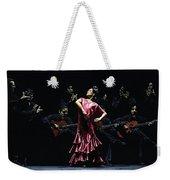Bailarina Orgullosa Del Flamenco Weekender Tote Bag