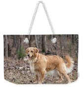 Bailee The Golden Weekender Tote Bag