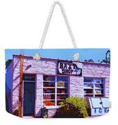 Bait Shop Weekender Tote Bag