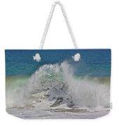 Baja Wave Weekender Tote Bag