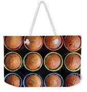 Baked Cupcakes Weekender Tote Bag
