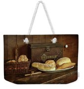 Baking Day - Bread Weekender Tote Bag