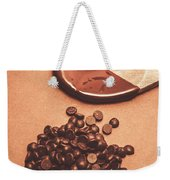 Baking Desserts With Chocolate Weekender Tote Bag