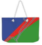 Baku Race Track Weekender Tote Bag