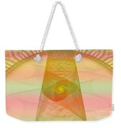 Balance Of Energy Weekender Tote Bag