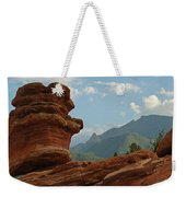 Balanced Rock Weekender Tote Bag