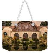 Balboa Park Botanical Building Symmetry Weekender Tote Bag