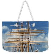 Balclutha Mast And Rigging Weekender Tote Bag