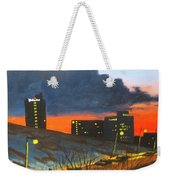 Balcony View 2 Weekender Tote Bag