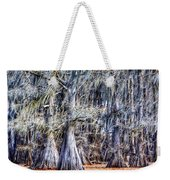 Bald Cypress In Caddo Lake Weekender Tote Bag