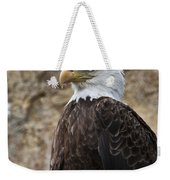 Bald Eagle - Portrait 2 Weekender Tote Bag