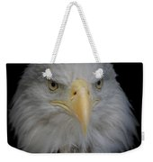 Bald Eagle 1 Weekender Tote Bag