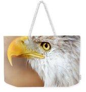Bald Eagle 15 Weekender Tote Bag