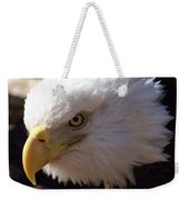 Bald Eagle 2 Weekender Tote Bag