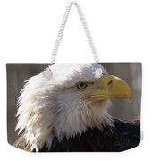 Bald Eagle 3 Weekender Tote Bag