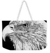 Bald Eagle #4 Weekender Tote Bag