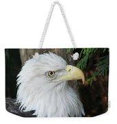 Bald Eagle #8 Weekender Tote Bag