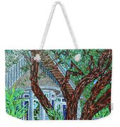 Bald Head Island, Village Chapel Weekender Tote Bag