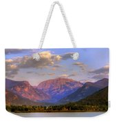 Baldy Shadow Mountain Lake Weekender Tote Bag