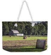 Bale-o-rama Weekender Tote Bag