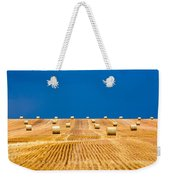 Bales On The Storm Weekender Tote Bag