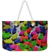 Bali Coloured Chicks Weekender Tote Bag