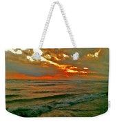 Bali Evening Sky Weekender Tote Bag